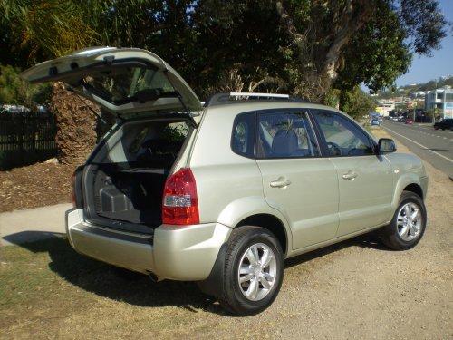 Hyundai Tucson 2WD SUV