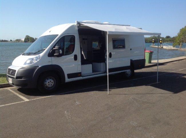 Fiat Ducato Premium 4 berth Campervan