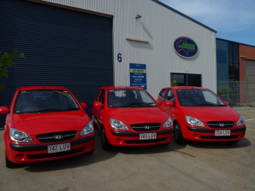 Aussie Bargain Car Rentals - Sunshine Coast Airport Depot