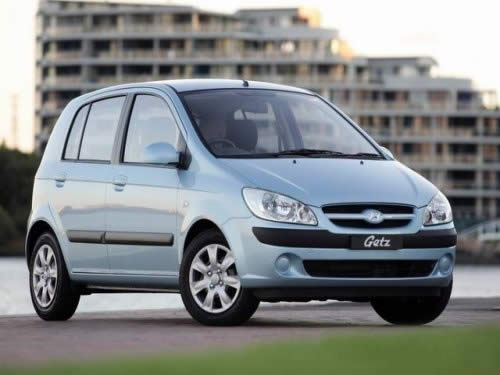 (1b) Hyundai Getz 5 door hatch