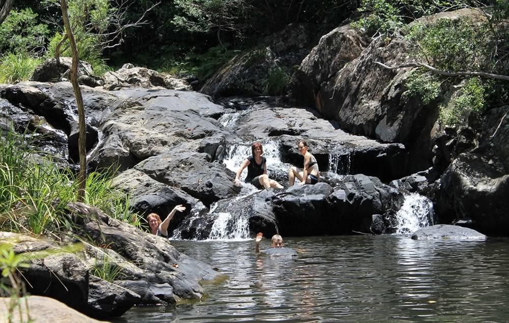 Booloumba Creek Nambour