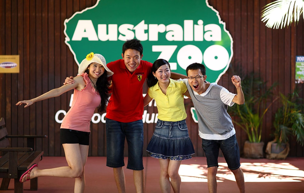 Car hire for visiting Australia Zoo in Caloundra